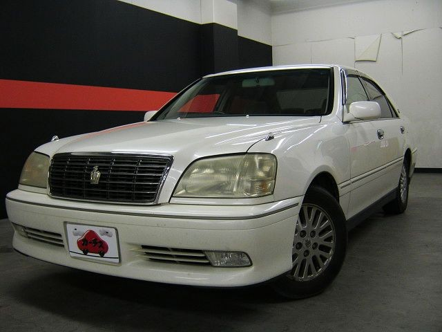 2001 At Toyota Crown Ta Jzs171 For Sale Carpaydiem