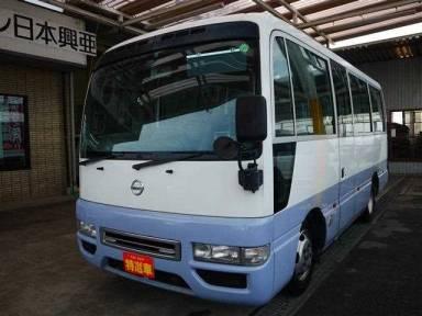 Nissan Civilian Bus 2010 from Japan