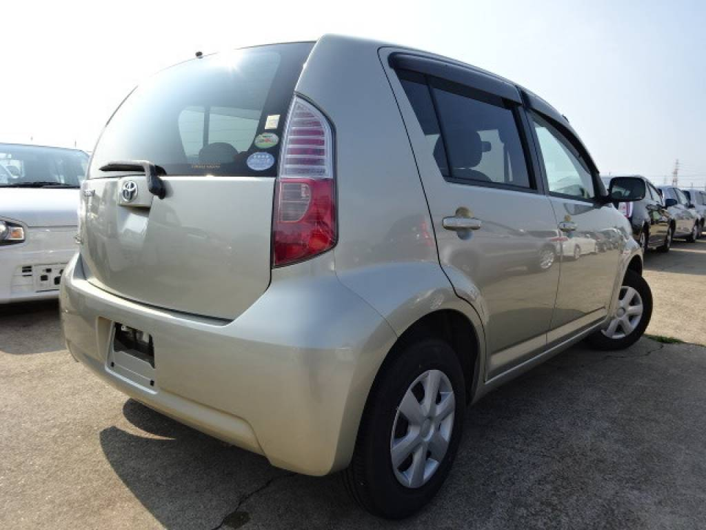 Used 2008 AT Toyota Passo KGC10 Image[3]