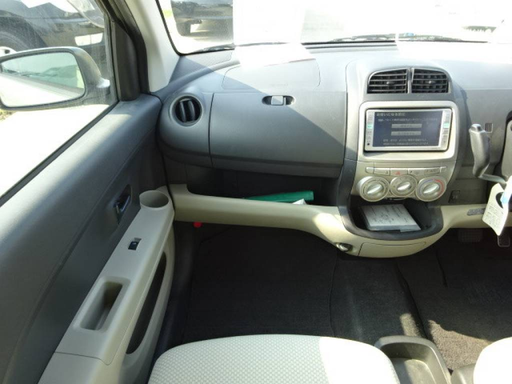 Used 2008 AT Toyota Passo KGC10 Image[11]