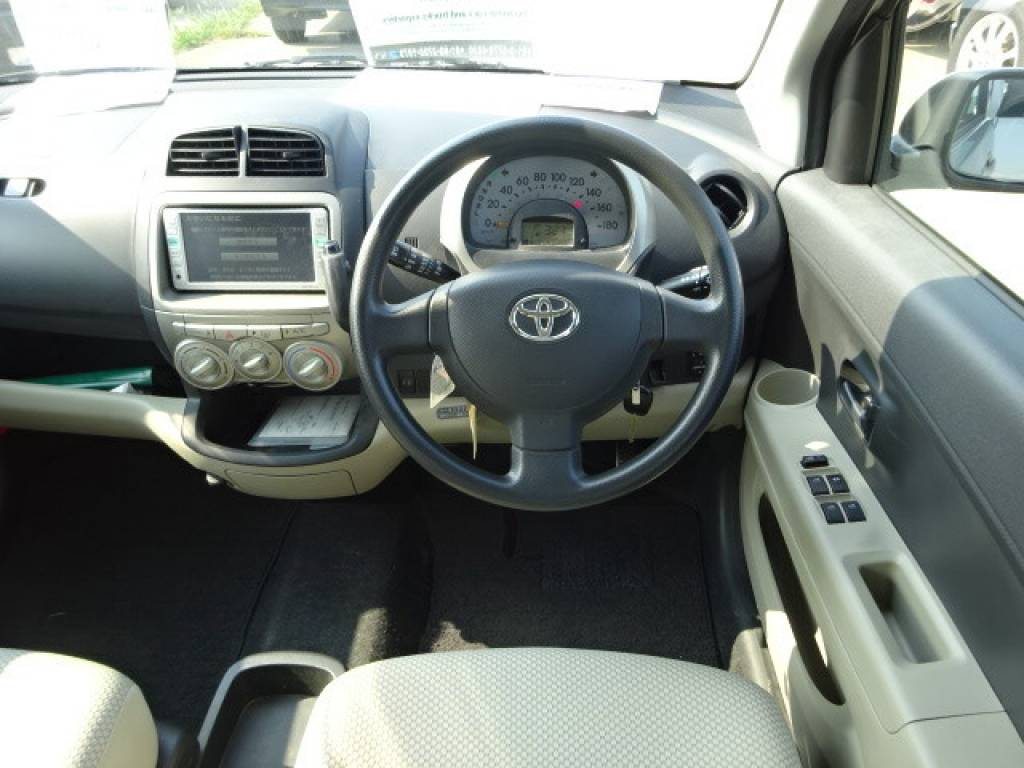 Used 2008 AT Toyota Passo KGC10 Image[12]