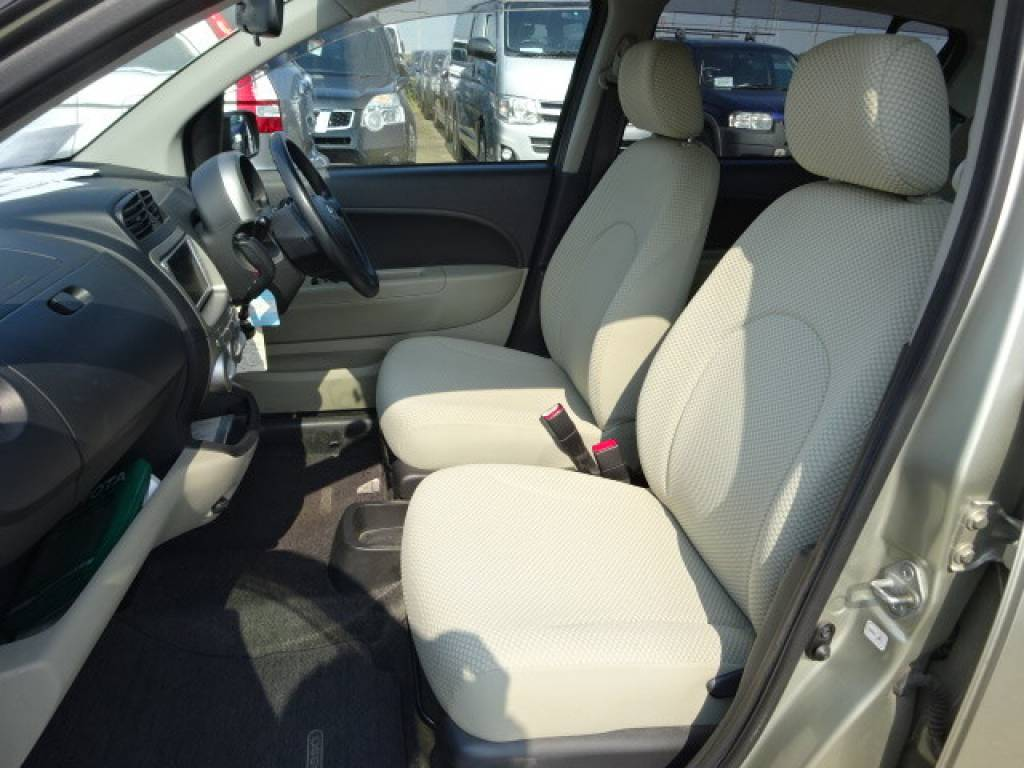 Used 2008 AT Toyota Passo KGC10 Image[15]