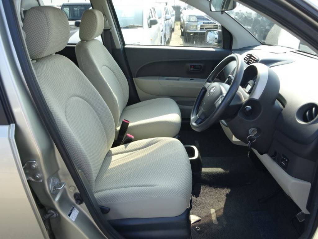 Used 2008 AT Toyota Passo KGC10 Image[16]