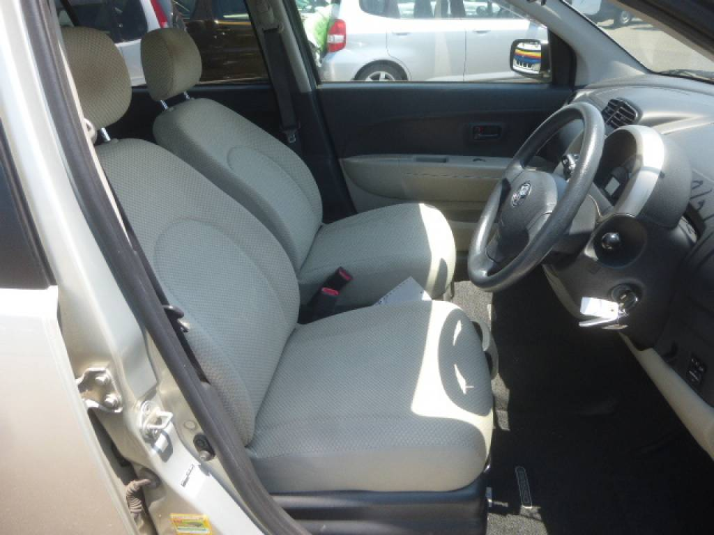 Used 2008 AT Toyota Passo KGC10 Image[6]
