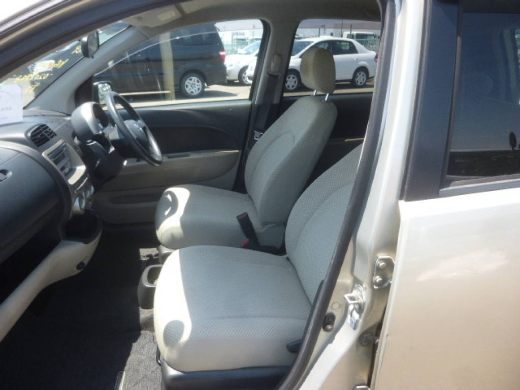 Used 2008 AT Toyota Passo KGC10 Image[7]