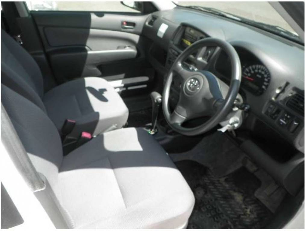 Used 2010 AT Toyota Succeed Van DBE-NCP55V Image[2]