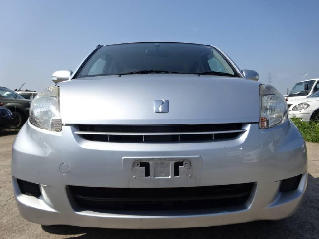 Used 2008 AT Toyota Passo KGC10 Image[1]
