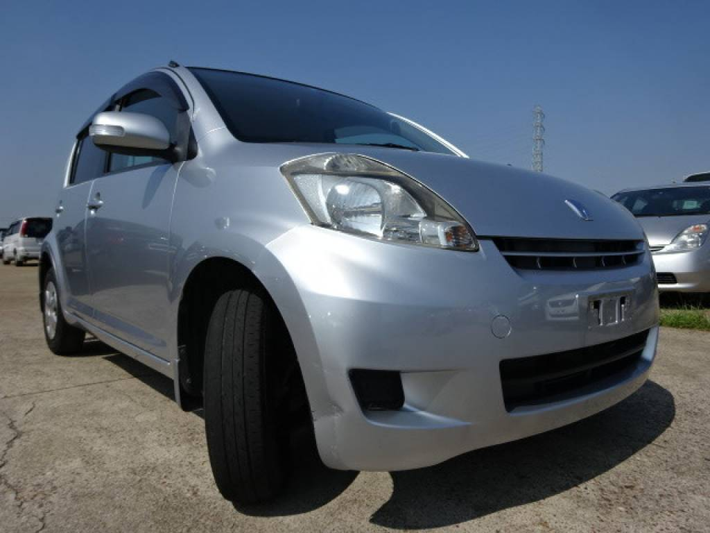 Used 2008 AT Toyota Passo KGC10 Image[2]
