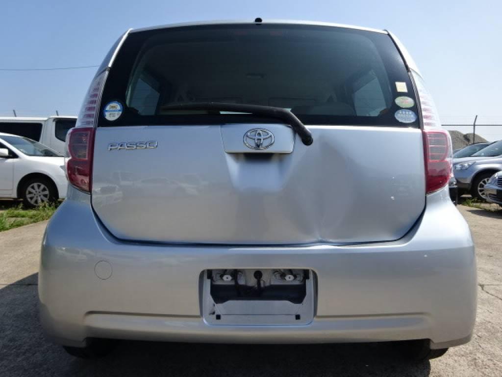 Used 2008 AT Toyota Passo KGC10 Image[4]