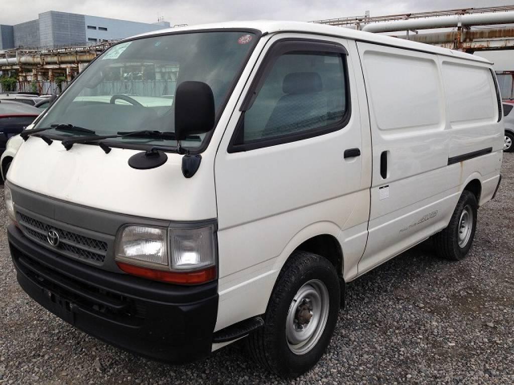 Used 2004 AT Toyota Hiace Van LH178V Image[1]