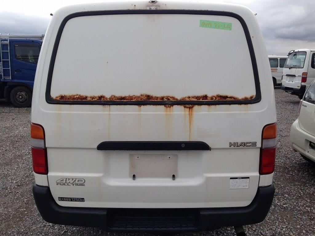 Used 2004 AT Toyota Hiace Van LH178V Image[3]