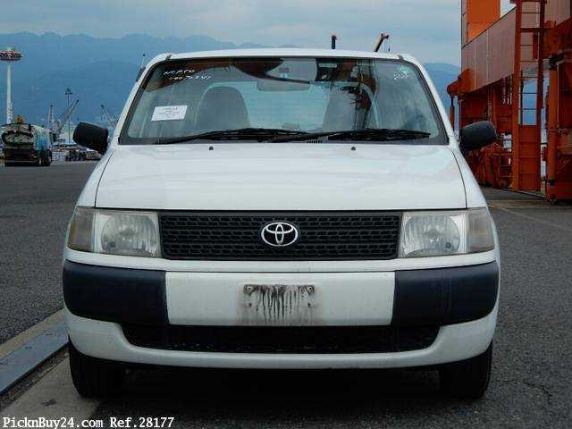 Used 2007 MT Toyota Probox Van CBE-NCP50V Image[6]