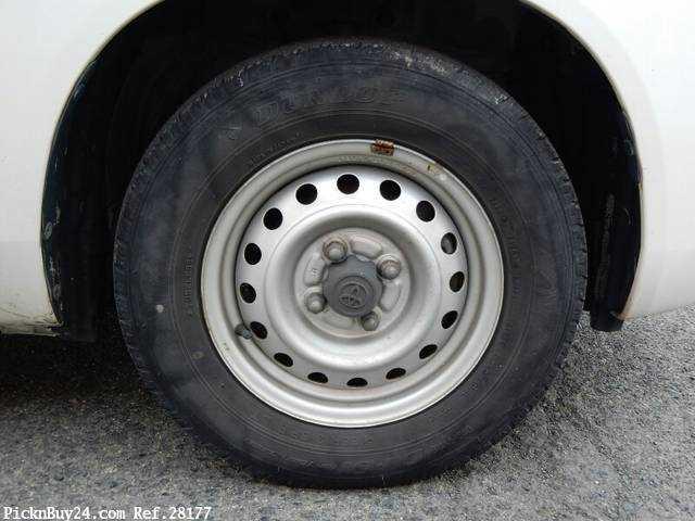 Used 2007 MT Toyota Probox Van CBE-NCP50V Image[8]