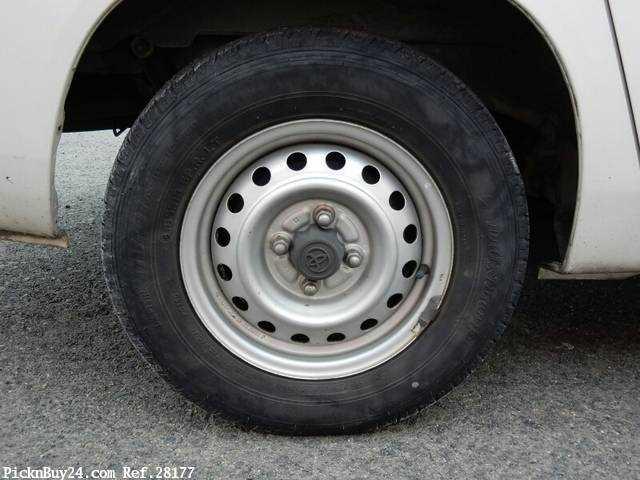 Used 2007 MT Toyota Probox Van CBE-NCP50V Image[9]