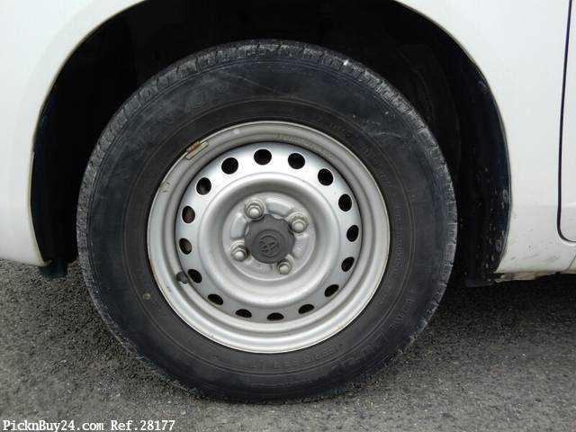 Used 2007 MT Toyota Probox Van CBE-NCP50V Image[11]