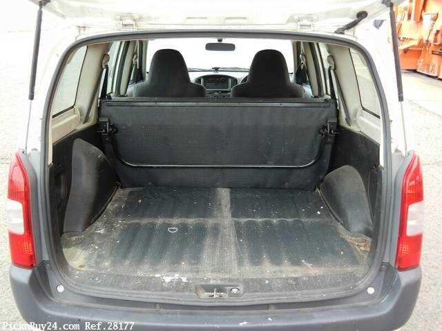 Used 2007 MT Toyota Probox Van CBE-NCP50V Image[20]