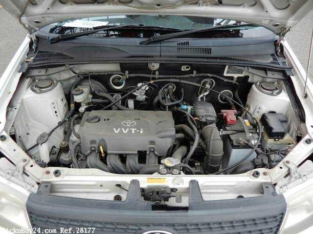 Used 2007 MT Toyota Probox Van CBE-NCP50V Image[22]