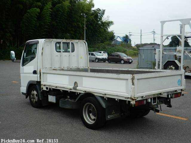 Used 2004 MT Mitsubishi Canter KK-FE70EB Image[1]