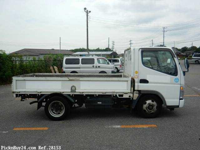Used 2004 MT Mitsubishi Canter KK-FE70EB Image[4]