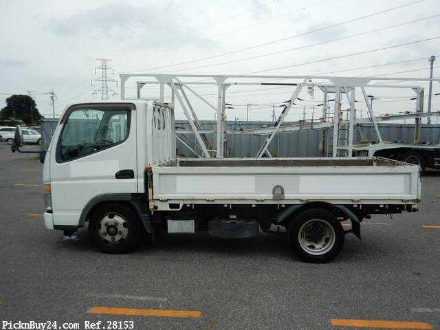 Used 2004 MT Mitsubishi Canter KK-FE70EB Image[5]
