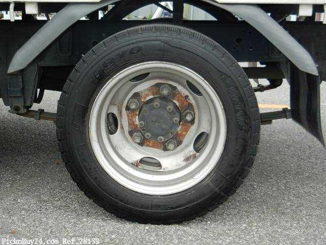 Used 2004 MT Mitsubishi Canter KK-FE70EB Image[10]