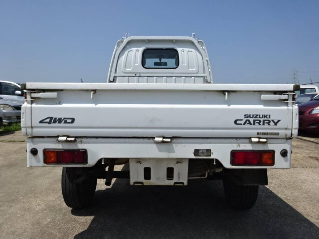 Used 1999 MT Suzuki Carry Truck DB52T Image[4]