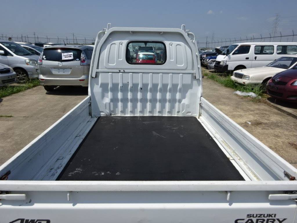 Used 1999 MT Suzuki Carry Truck DB52T Image[6]