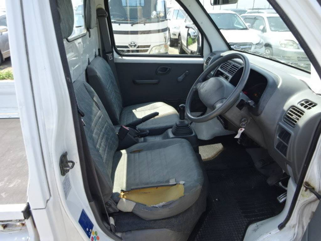 Used 1999 MT Suzuki Carry Truck DB52T Image[9]
