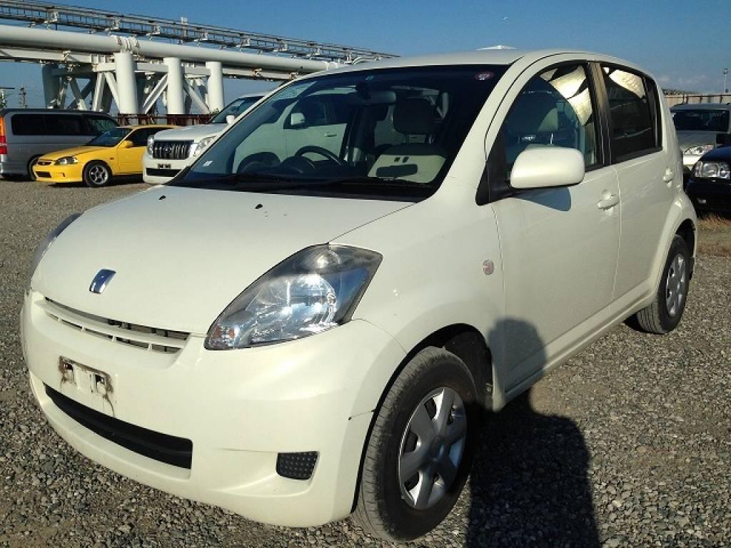 Used 2008 AT Toyota Passo KGC10 Image[3]