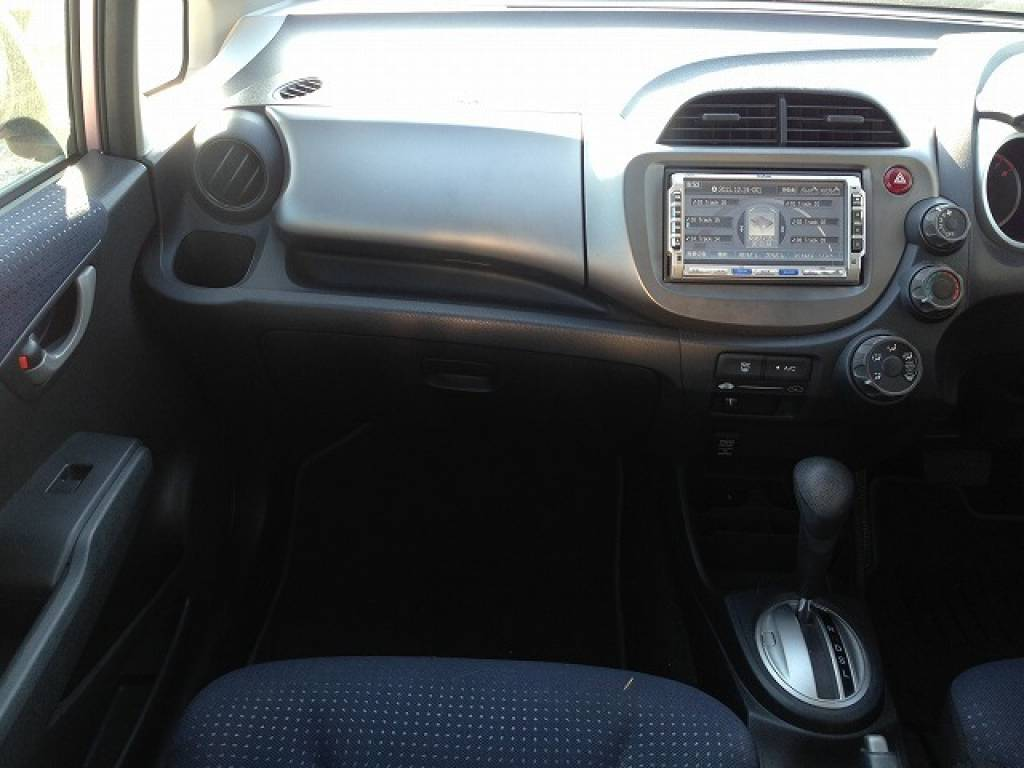 Used 2008 AT Honda Fit GE6 Image[16]