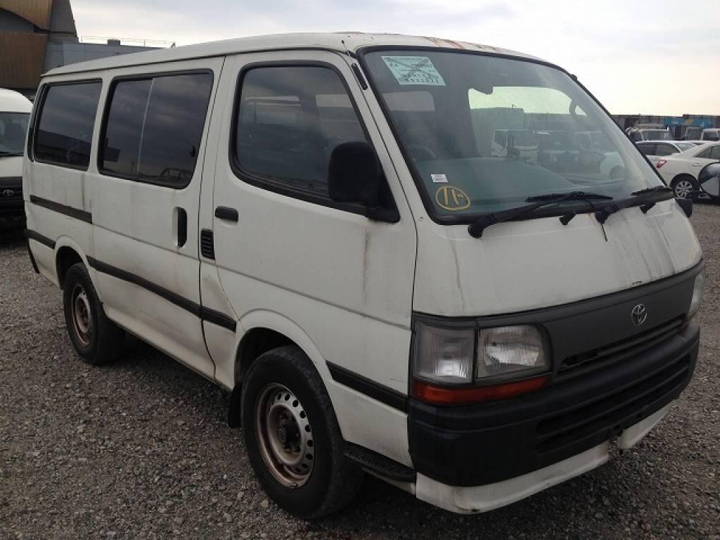 Used 1996 AT Toyota Hiace Van RZH102V