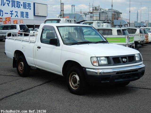 Used 2001 MT Nissan Datsun Pickup GC-PD22