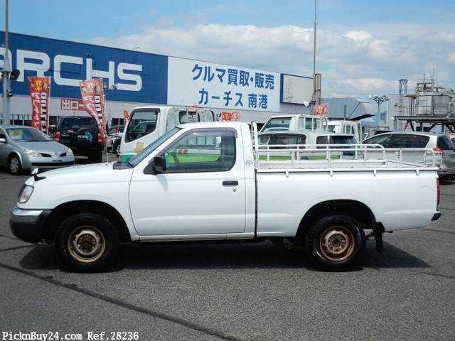 Used 2001 MT Nissan Datsun Pickup GC-PD22 Image[5]