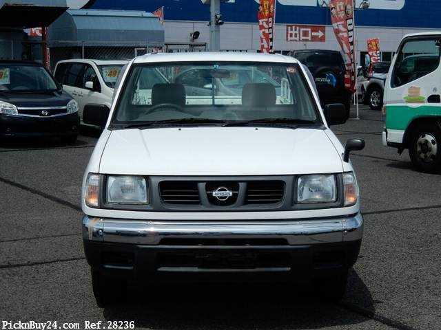Used 2001 MT Nissan Datsun Pickup GC-PD22 Image[6]