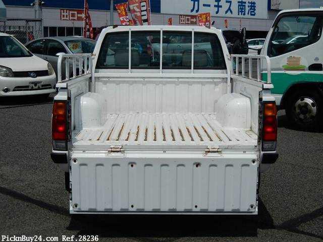 Used 2001 MT Nissan Datsun Pickup GC-PD22 Image[7]