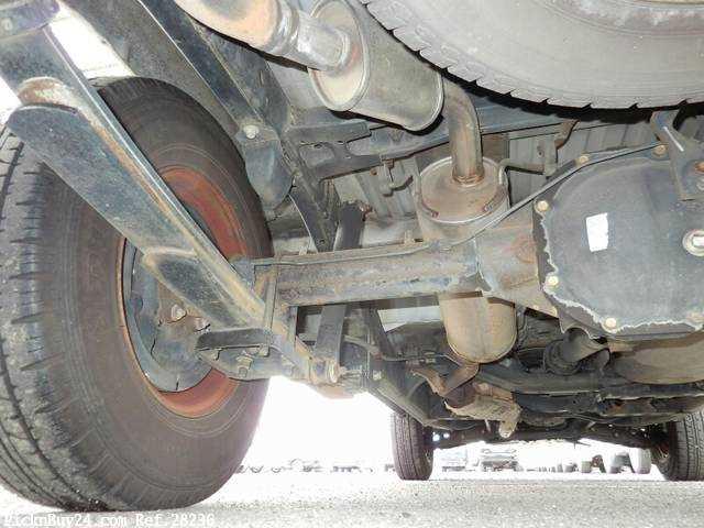 Used 2001 MT Nissan Datsun Pickup GC-PD22 Image[14]