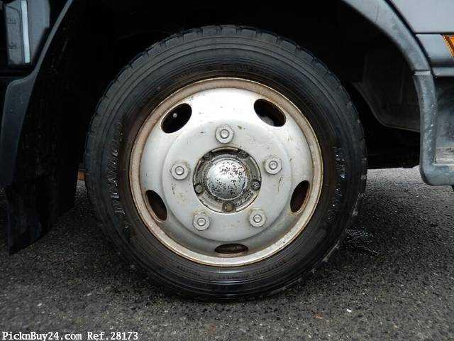 Used 2001 MT Mitsubishi Canter KK-FE51CBD Image[8]