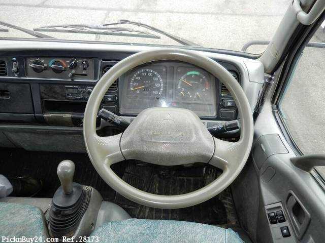 Used 2001 MT Mitsubishi Canter KK-FE51CBD Image[16]