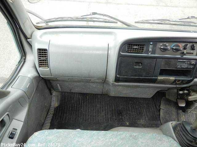 Used 2001 MT Mitsubishi Canter KK-FE51CBD Image[17]