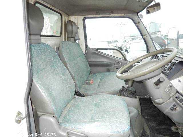 Used 2001 MT Mitsubishi Canter KK-FE51CBD Image[18]