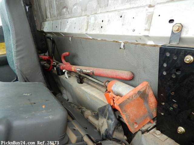 Used 2001 MT Mitsubishi Canter KK-FE51CBD Image[23]