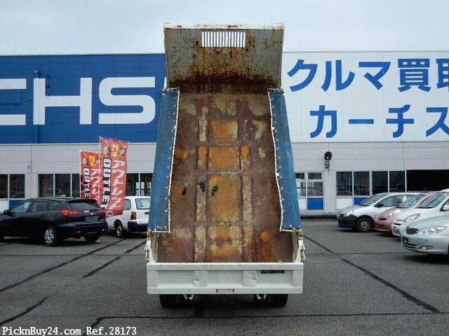 Used 2001 MT Mitsubishi Canter KK-FE51CBD Image[24]