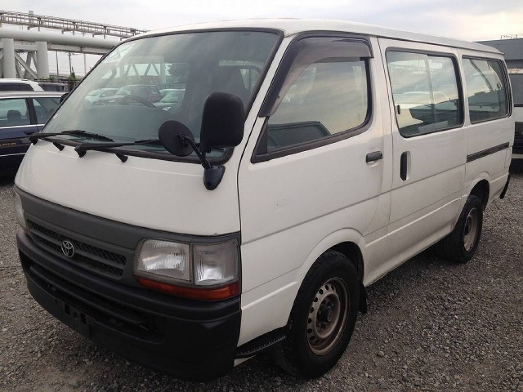 Used 2002 AT Toyota Hiace Van RZH102V