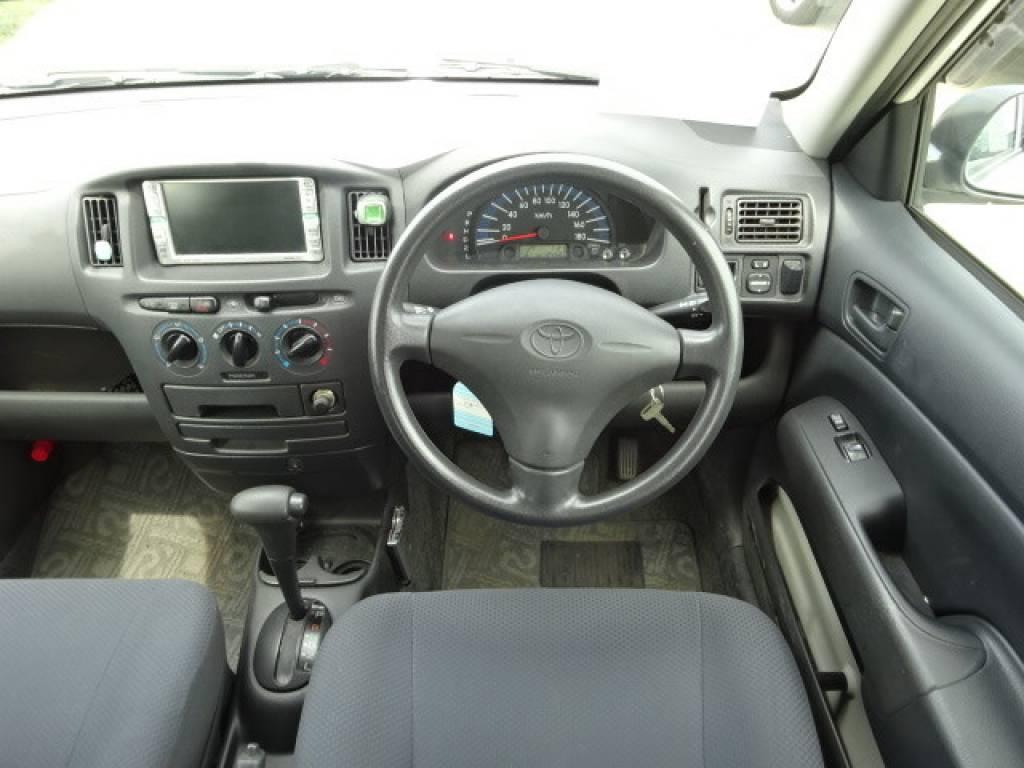 Used 2008 AT Toyota Probox Van NCP50V Image[8]