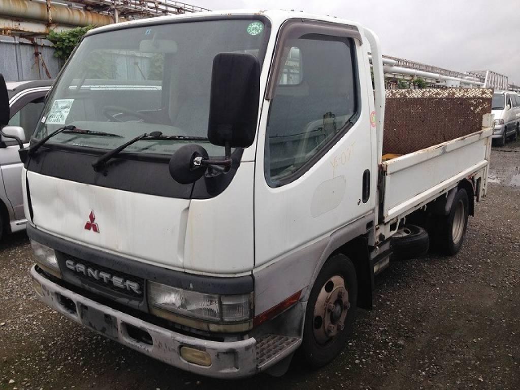 Used 2000 MT Mitsubishi Canter FE51CB Image[1]