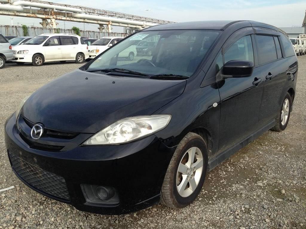Used 2006 AT Mazda Premacy CREW
