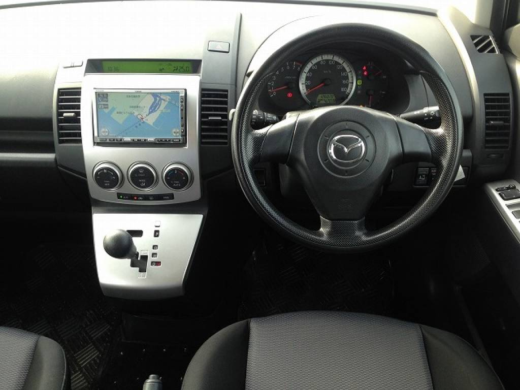 Used 2006 AT Mazda Premacy CREW Image[12]