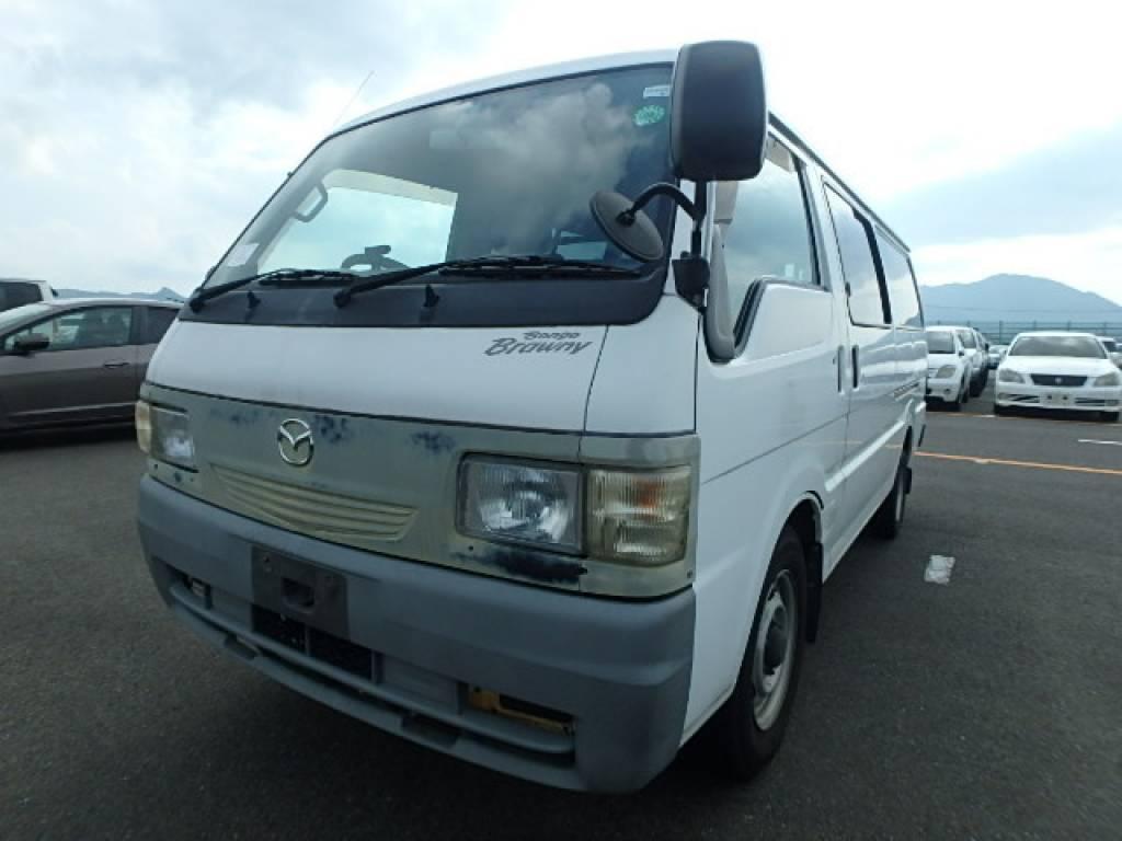 Used 2005 MT Mazda Bongo Brawny Van SKE6V