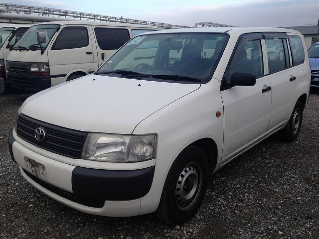 Used 2008 AT Toyota Probox Van NCP51V