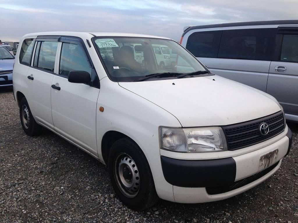Used 2008 AT Toyota Probox Van NCP51V Image[1]